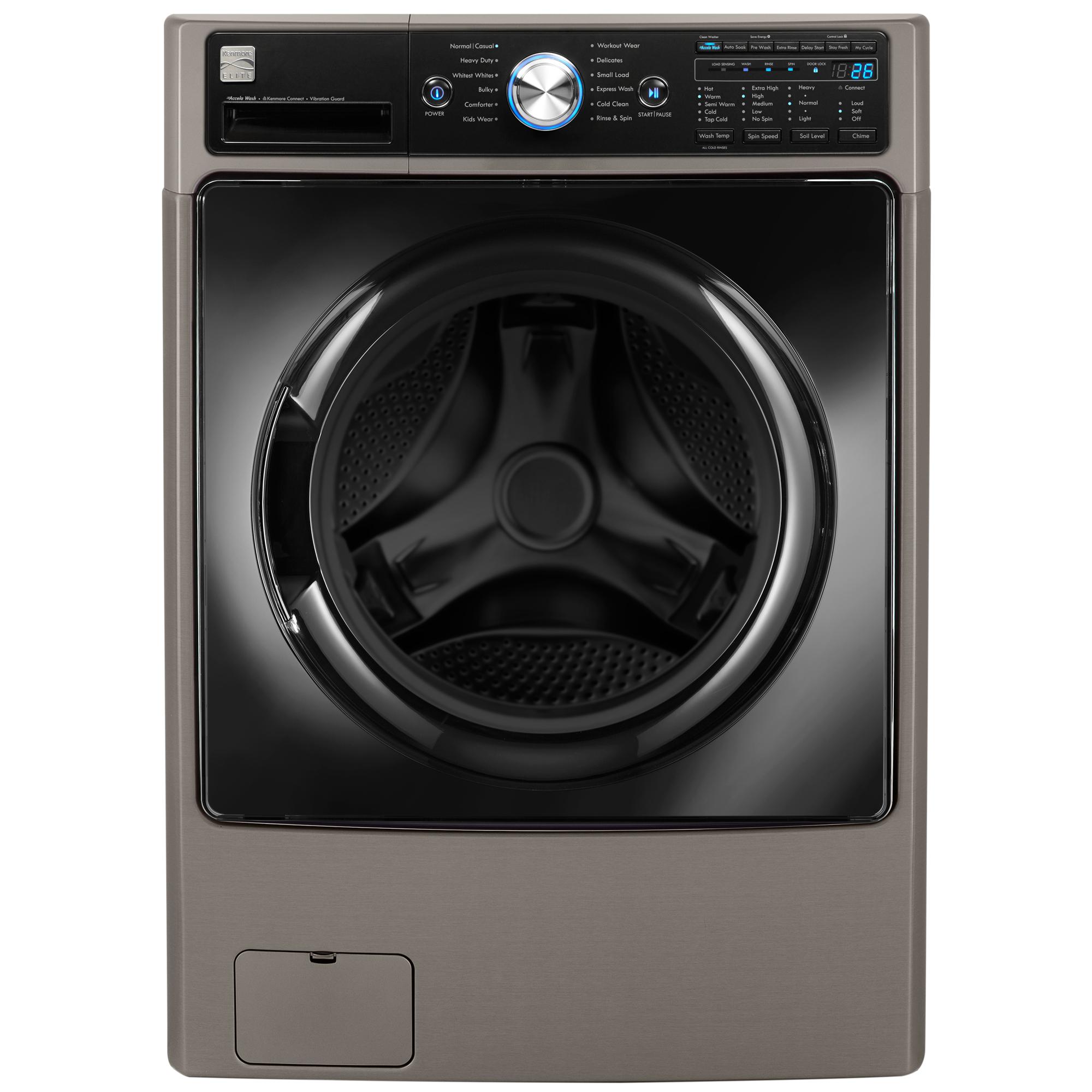 Kenmore Elite Front Load Washing Machine