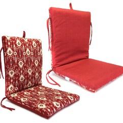 Kmart Chair Cushions Hanging Manufacturers Essential Garden Alamosa Clean Look Patio Cushion