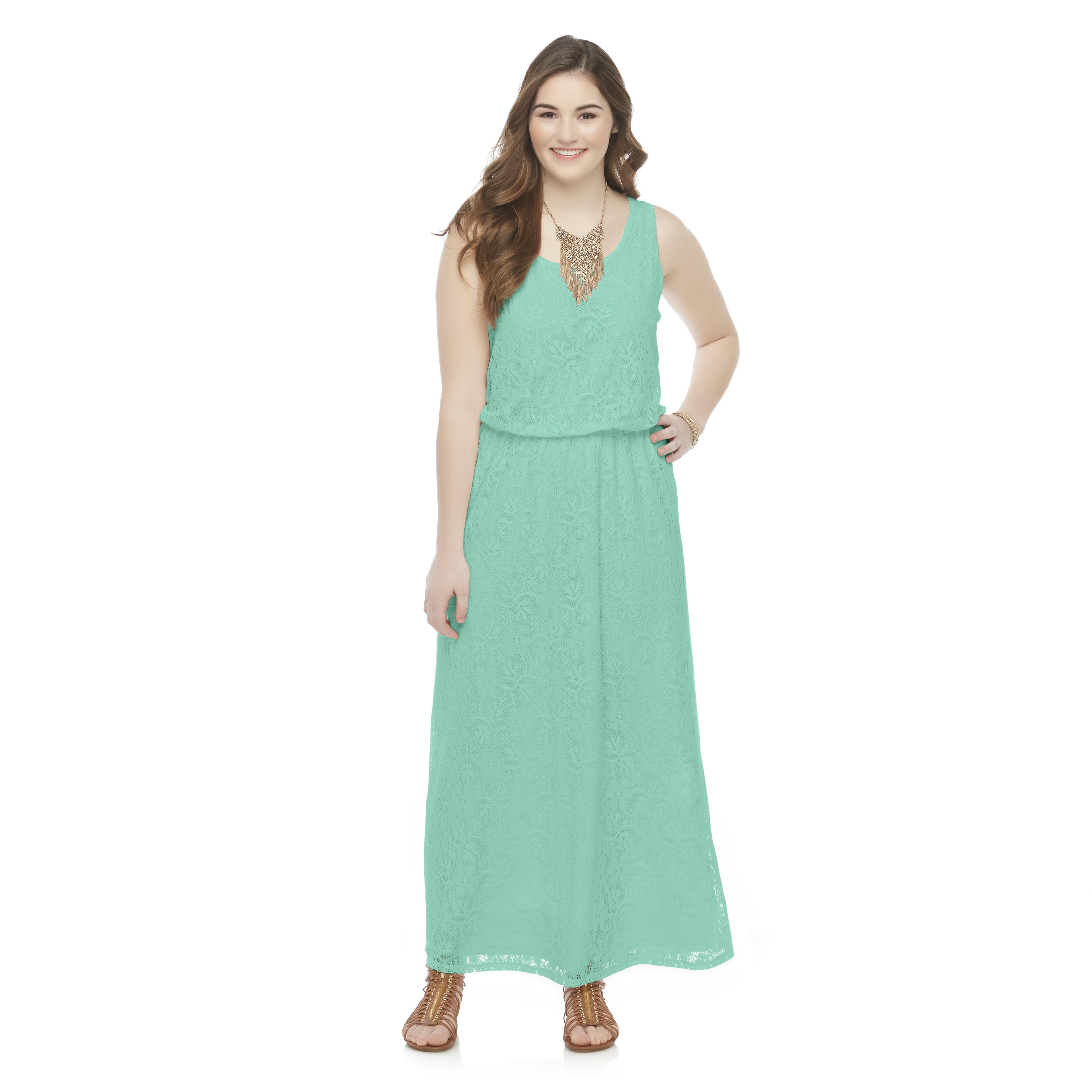 JCPenney Plus Size Maxi Dresses