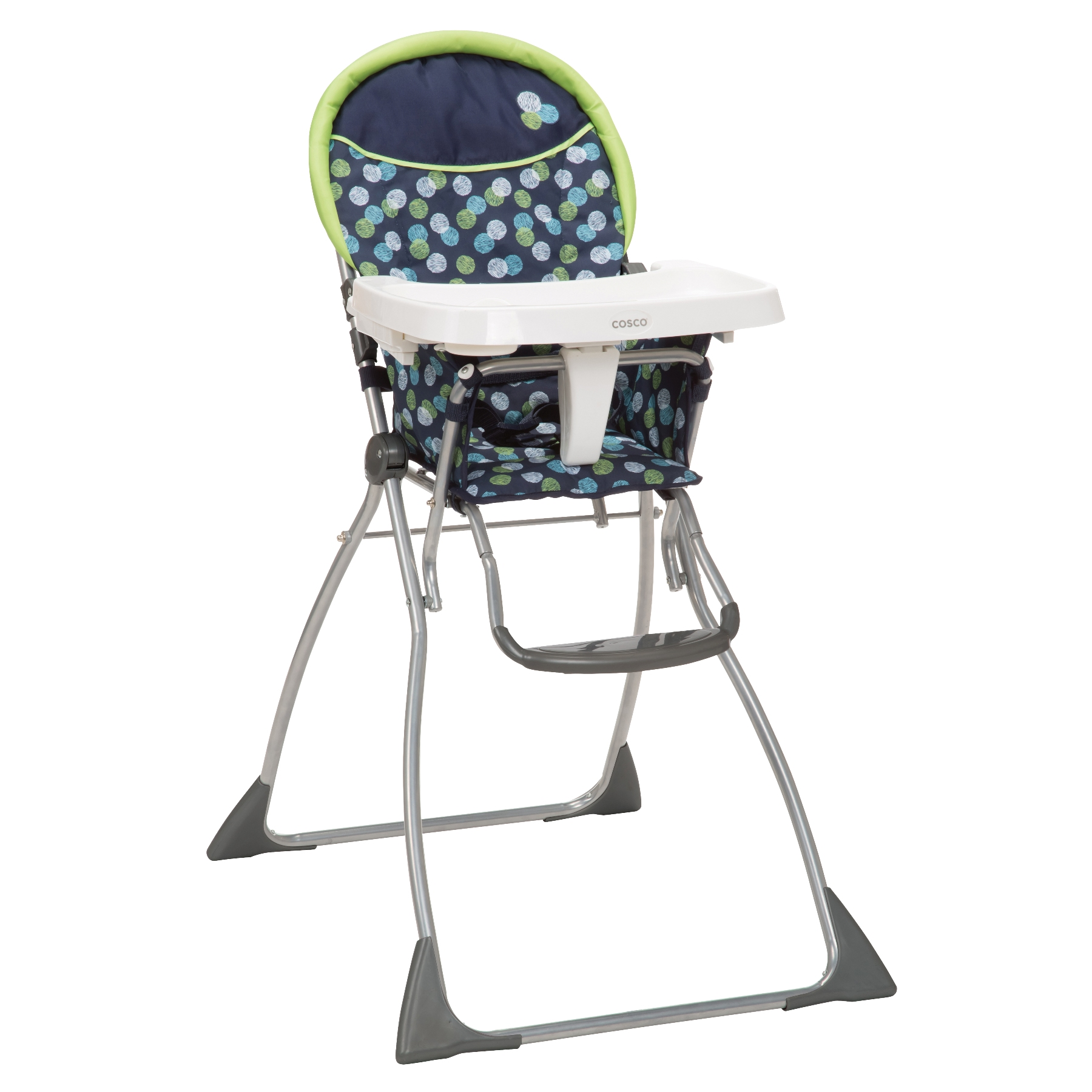 baby high chairs under 50 fabric chair covers for dining room uk cosco folding highchair metro dot feeding
