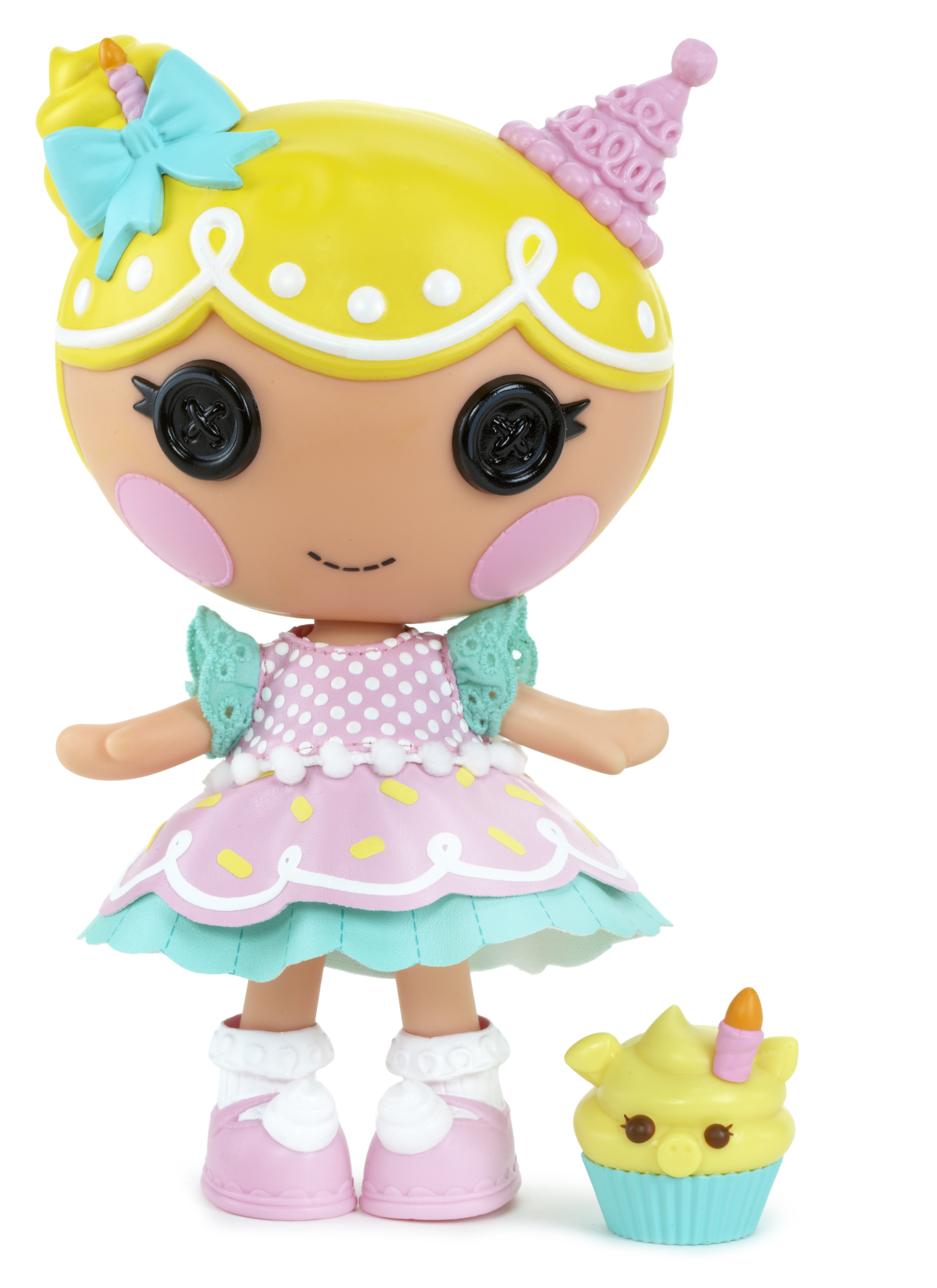 Lalaloopsy Sugary Sweet Littles Doll Wishes Slice O
