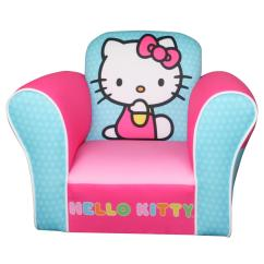 Hello Kitty Desk Chair A For My Mother Plush Armchair