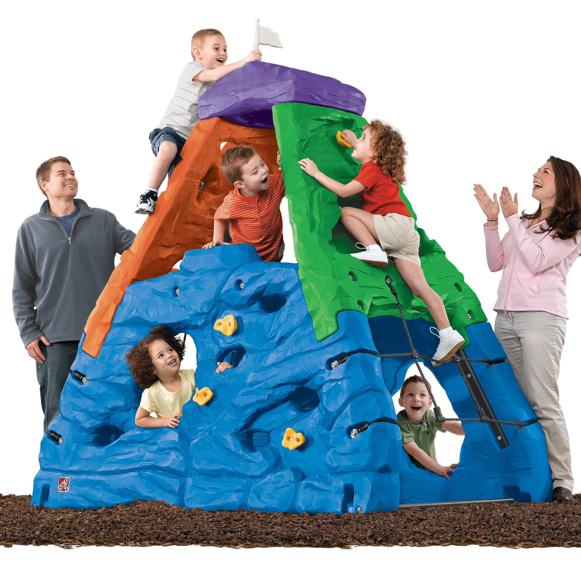 Step 2 Skyward Summit Brights Toys Games Outdoor