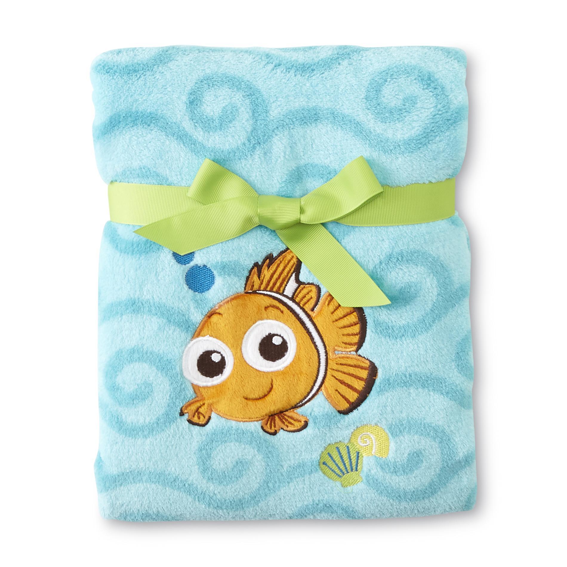Disney Baby Finding Nemo Infant' Fleece Blanket