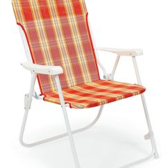 Fabric Outside Chairs Chair Rail Ideas Essential Garden Outdoor Warm Plaid