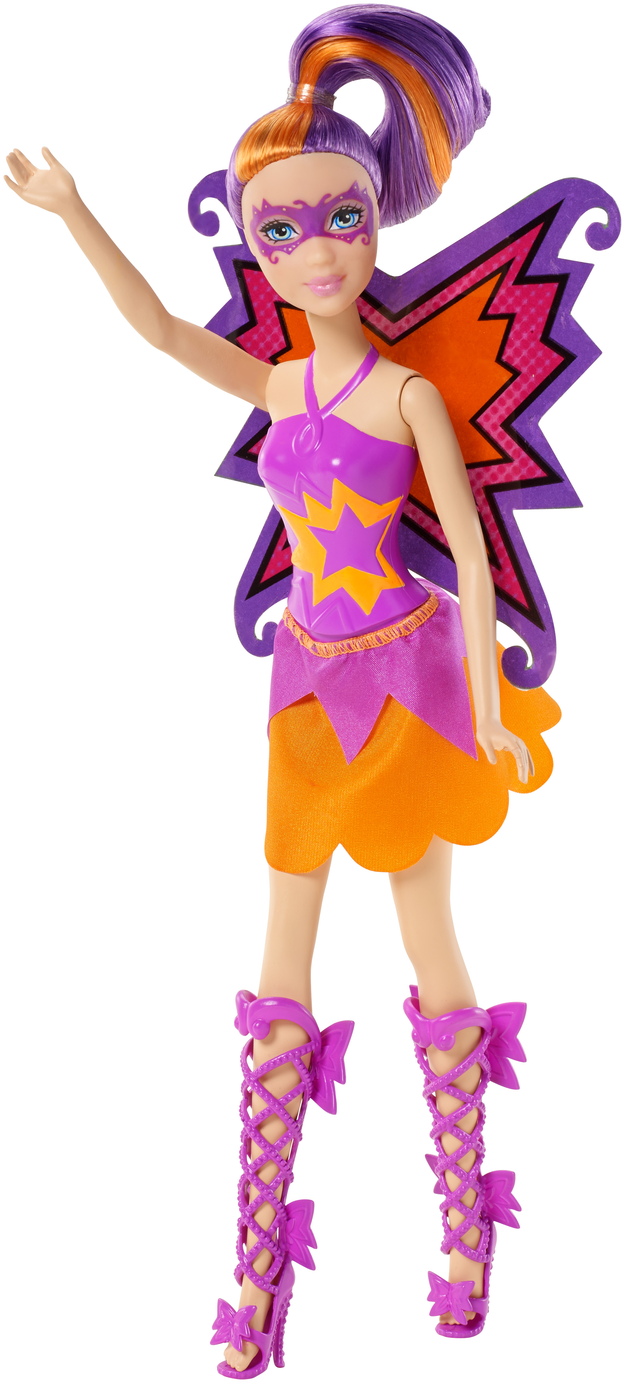 Barbie Princess Power Butterfly Maddy Doll