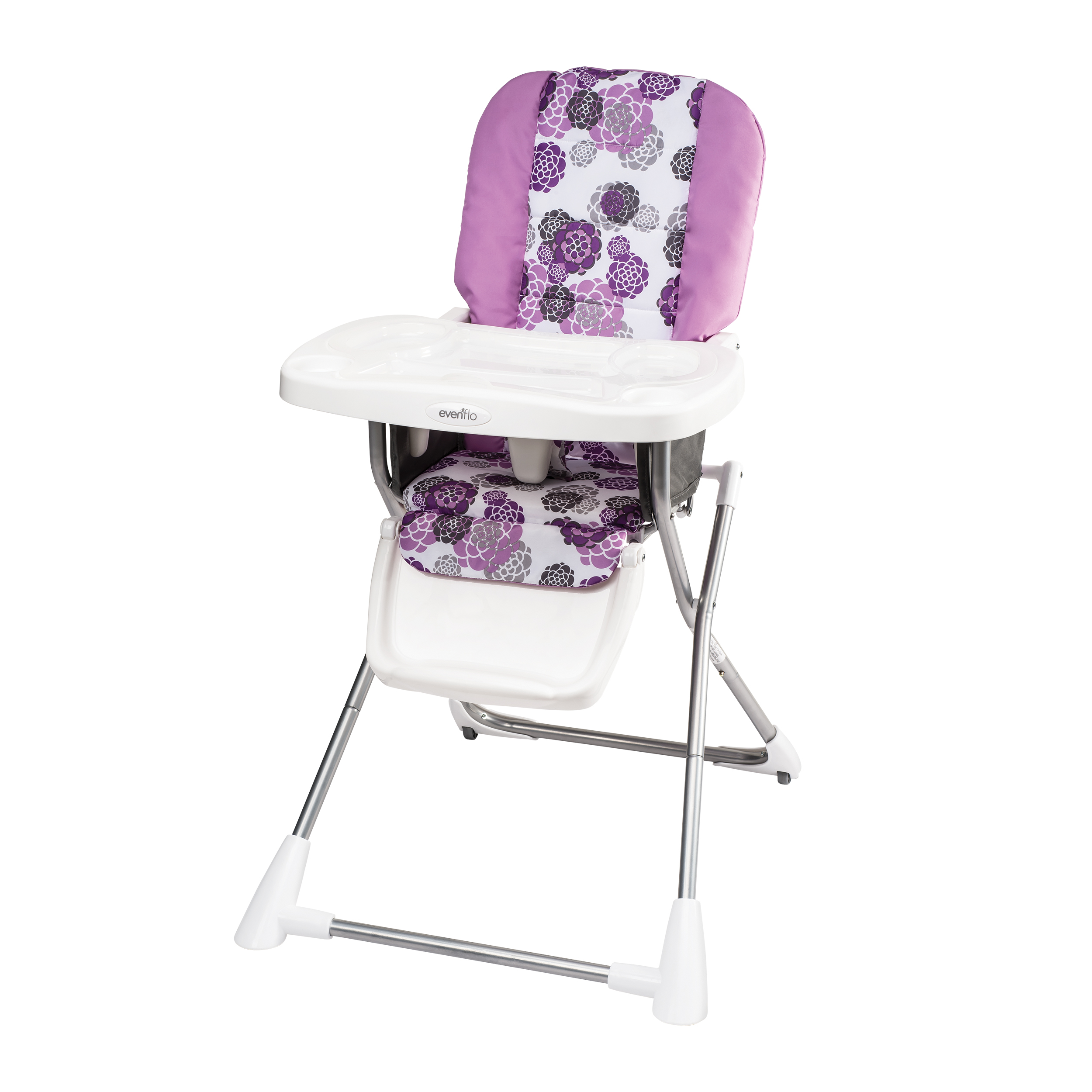 Evenflo Compact Fold High Chair Evenflo Compact Fold High Chair Lizette Baby Baby