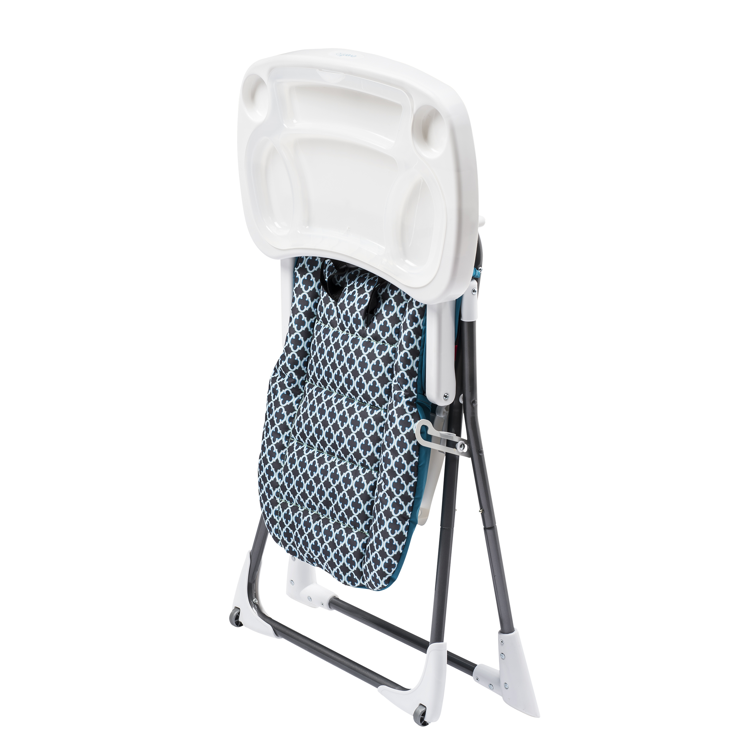 evenflo easy fold high chair foldable lawn chairs compact monaco baby gear alternate image