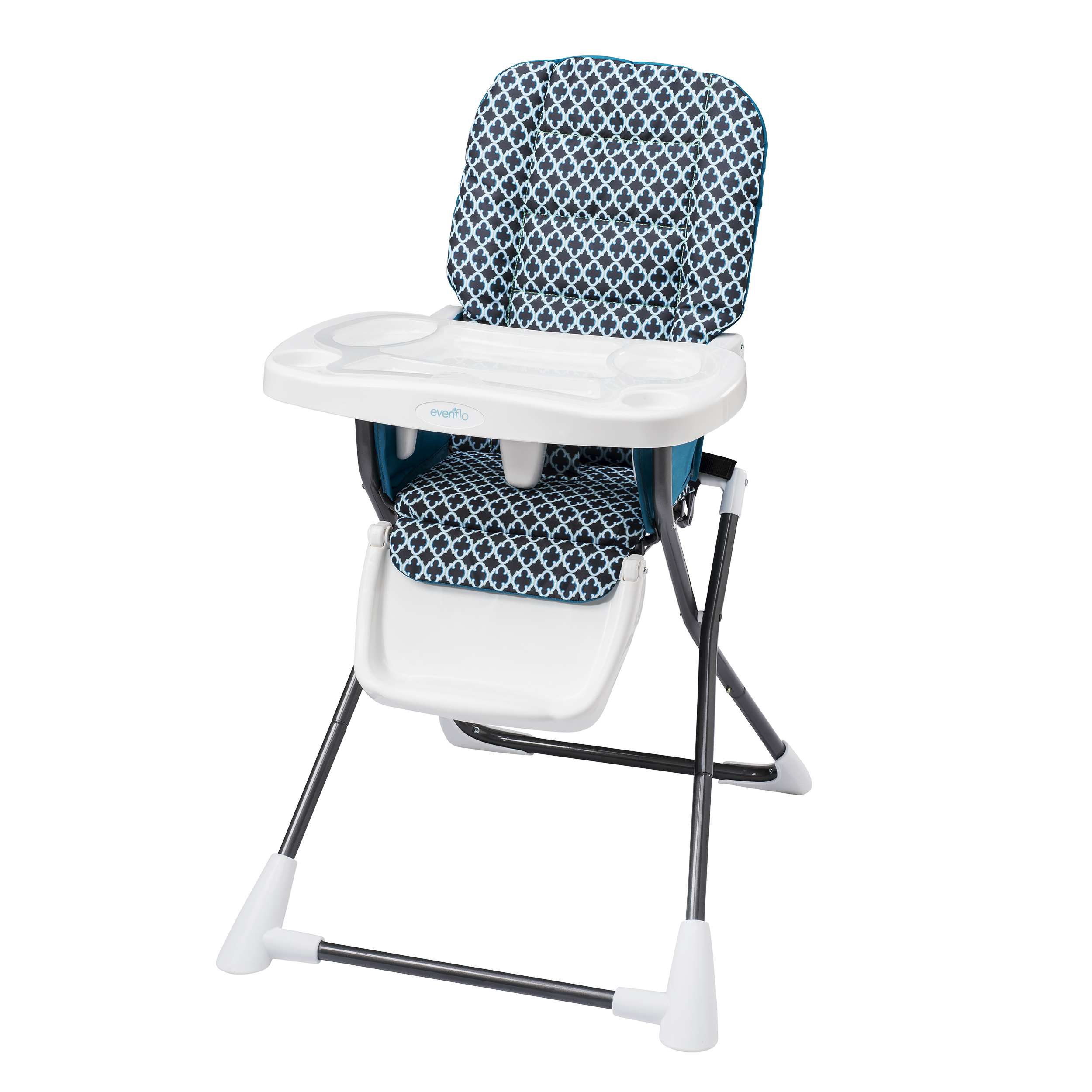 Evenflo Compact Fold High Chair Evenflo Compact Fold High Chair Monaco Baby Baby Gear