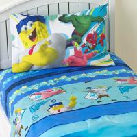 SpongeBob Bedding - Totally Kids, Totally Bedrooms - Kids ...