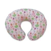 Boppy Printed Boppy Pillow Slipcover - Owls & Flowers ...