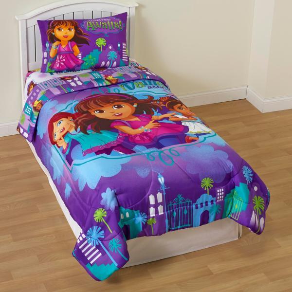 Dora Explorer Bedding - Totally Kids Bedrooms Bedroom Ideas
