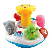 VTech Infants Spin & Learn Top - Baby - Baby Gear - Baby Toys