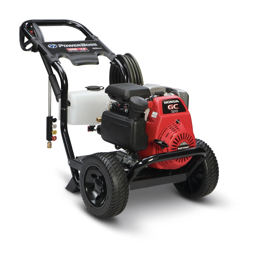 20309 3000 Max Psi 2.5 Gpm Power Boss Pressure Washer