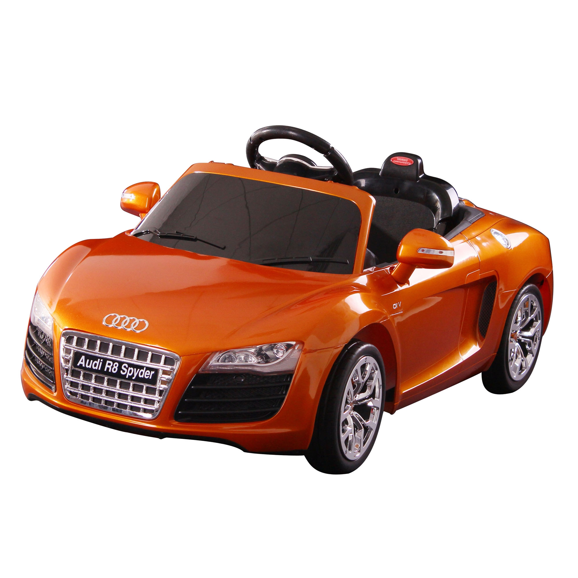 Dexton Audi R8 Spyder 12-volt Battery-powered Ride- - Toys & Games Ride Safety