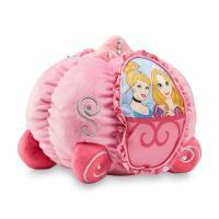 Disney Princess Carriage Cuddle Pillow