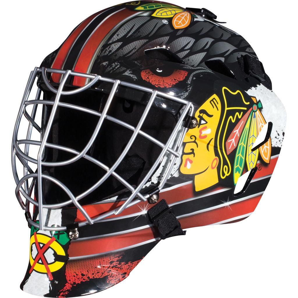 Franklin Sports GFM 1500 NHL Chicago Blackhawks Goalie