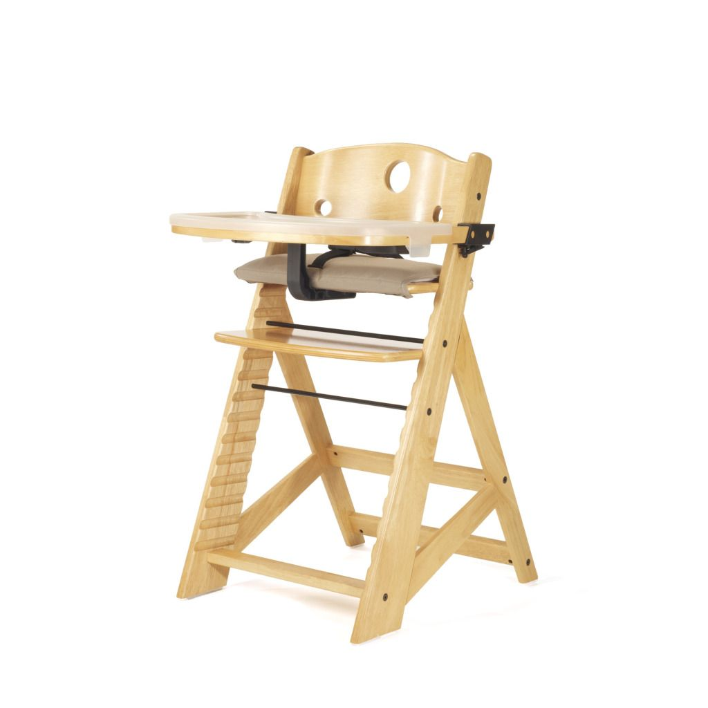 keekaroo high chair steel hire height right natural