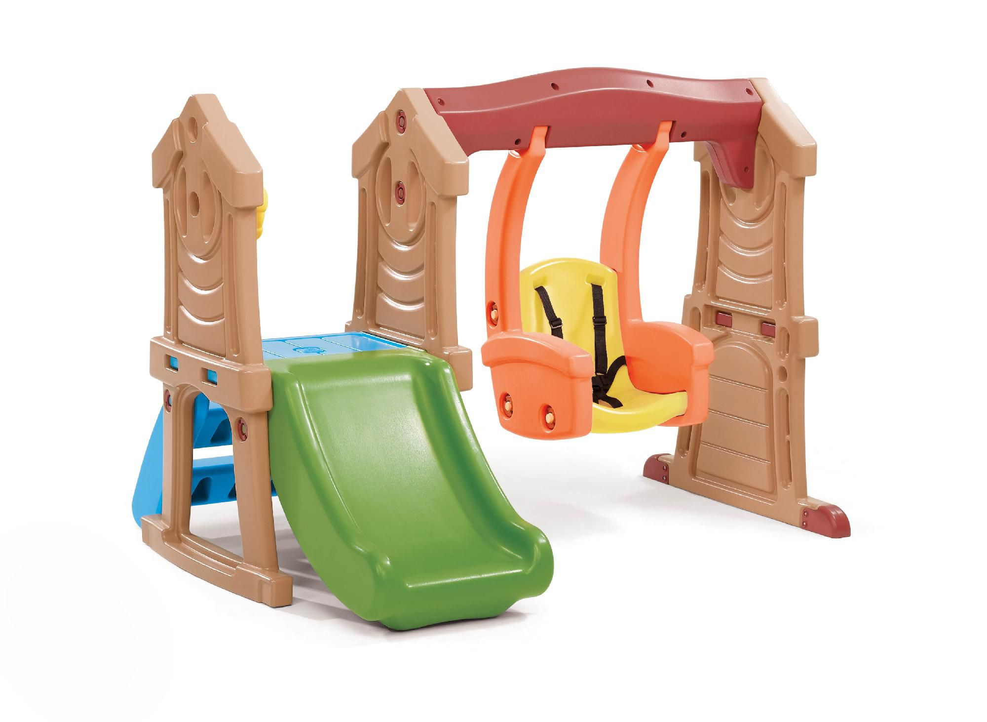 Step 2 Play Up Toddler Swing Slide Toys Games