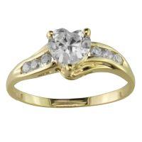 Rings: Cubic Zirconia - Kmart
