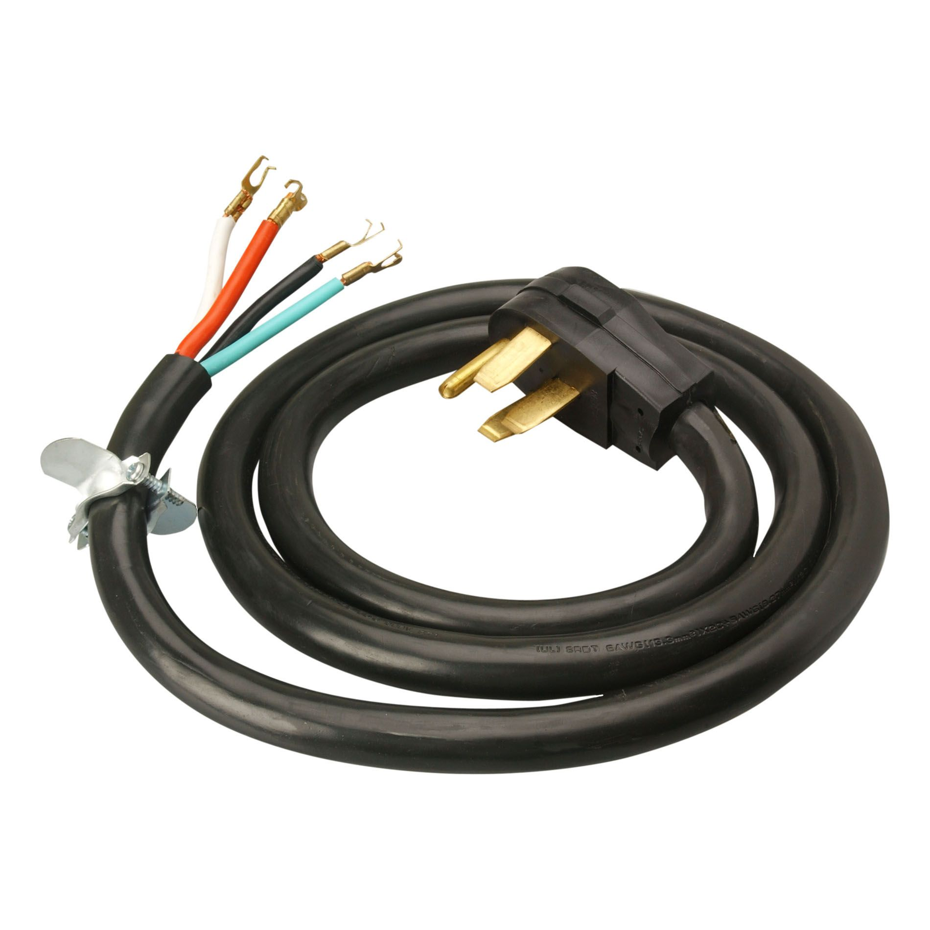 electricord 49626 4 wire 6 ft electric range cord sears outlet wire 6 ft electric range cord description 50 amp 4 wire 6 foot range [ 1900 x 1900 Pixel ]