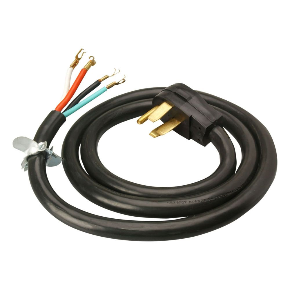 medium resolution of electricord 49626 4 wire 6 ft electric range cord sears outletdiagram 3 wire range cord