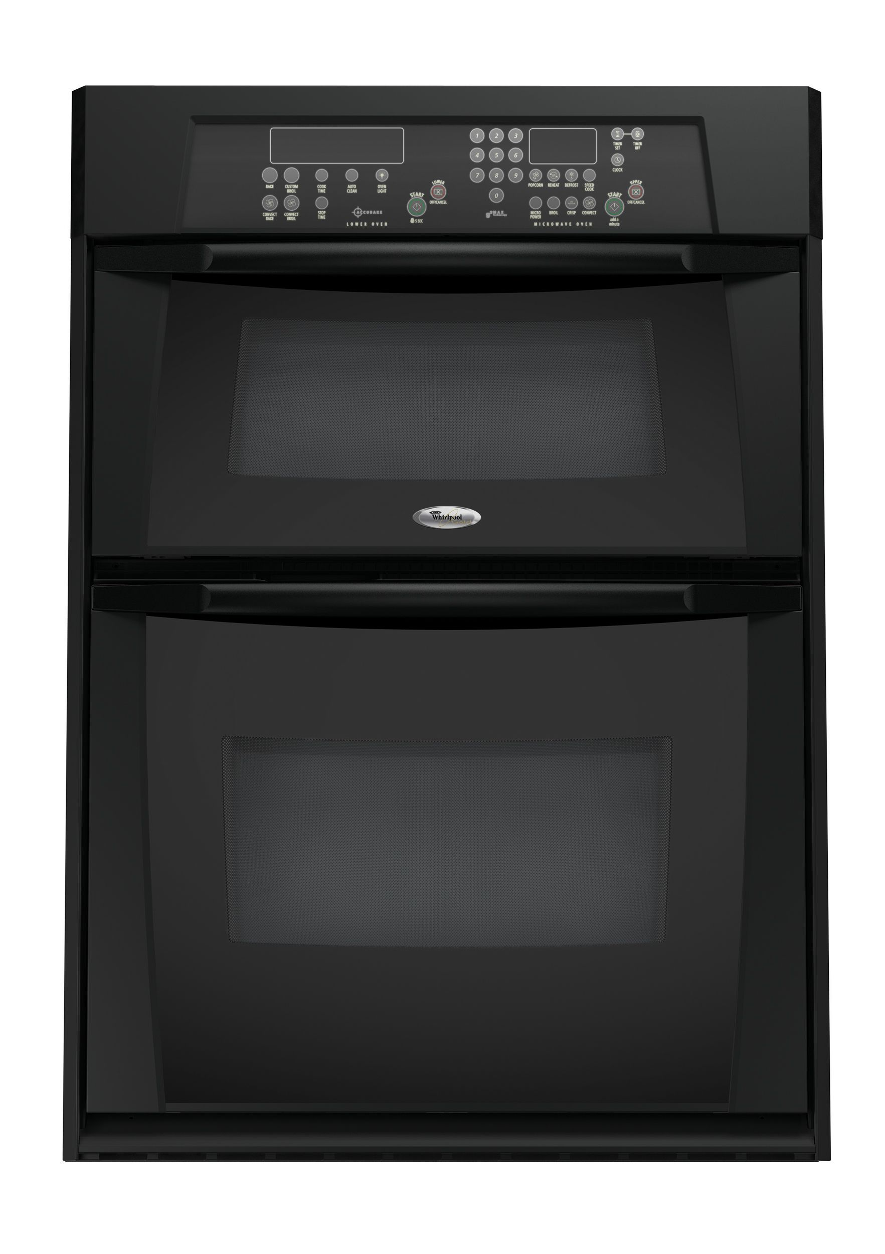 Whirlpool Gold Electric Combination Wall Oven 30 Inches Gsc308pr - Sears