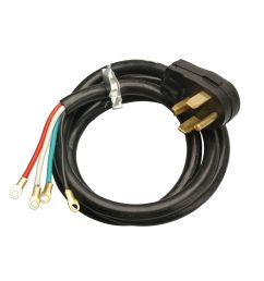 upc 029892091569 sears 6 foot 4 wire electric dryer cord electric dryer cord coleman cable [ 1900 x 1900 Pixel ]