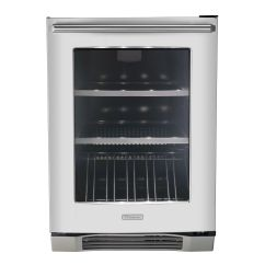 Kitchen Aid Wine Cooler Remodel Ideas Kitchenaid Kuro24lsbx 24 In Undercounter Refrigerator