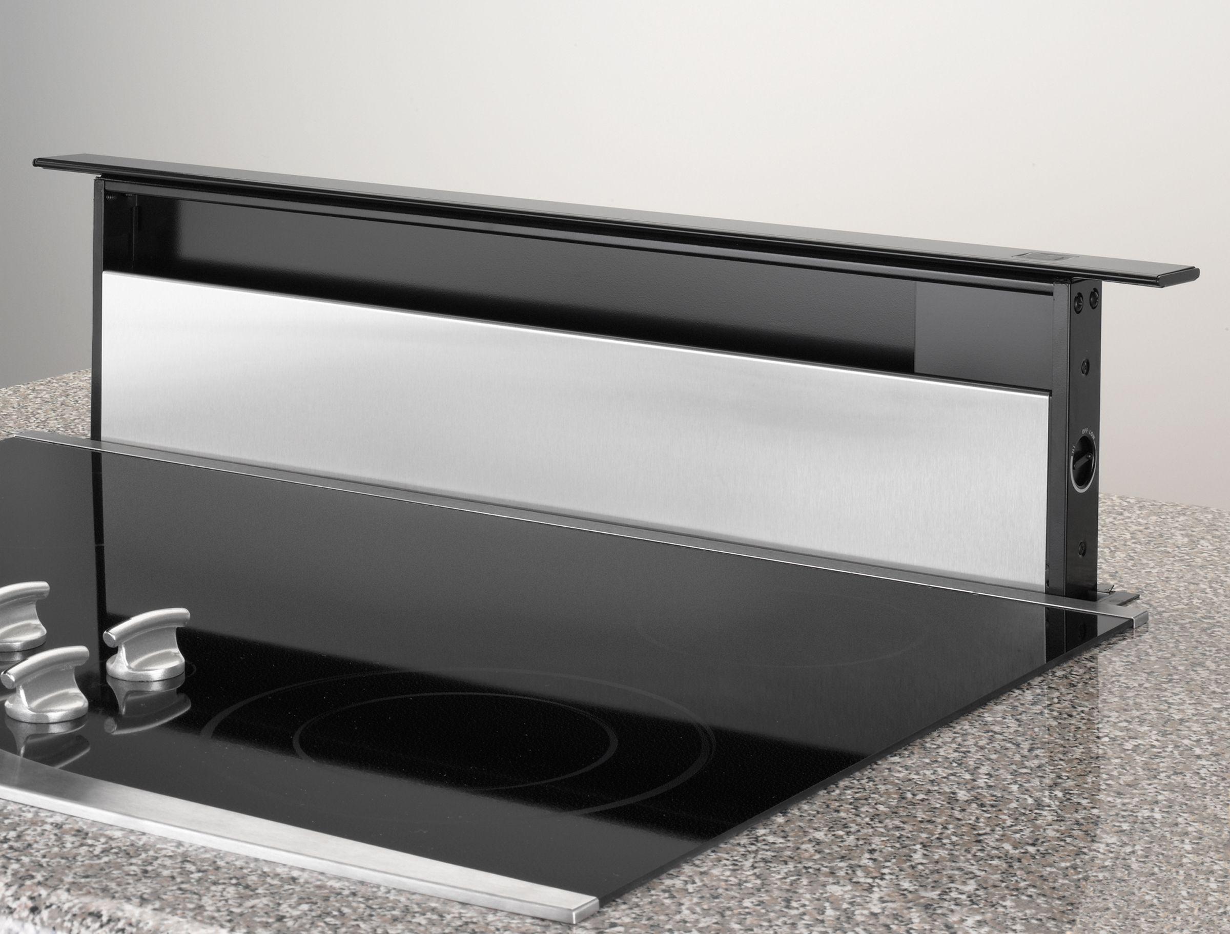 kitchen island ventilation hoods myideasbedroom com most powerful strongest downdraft ventilation reviews