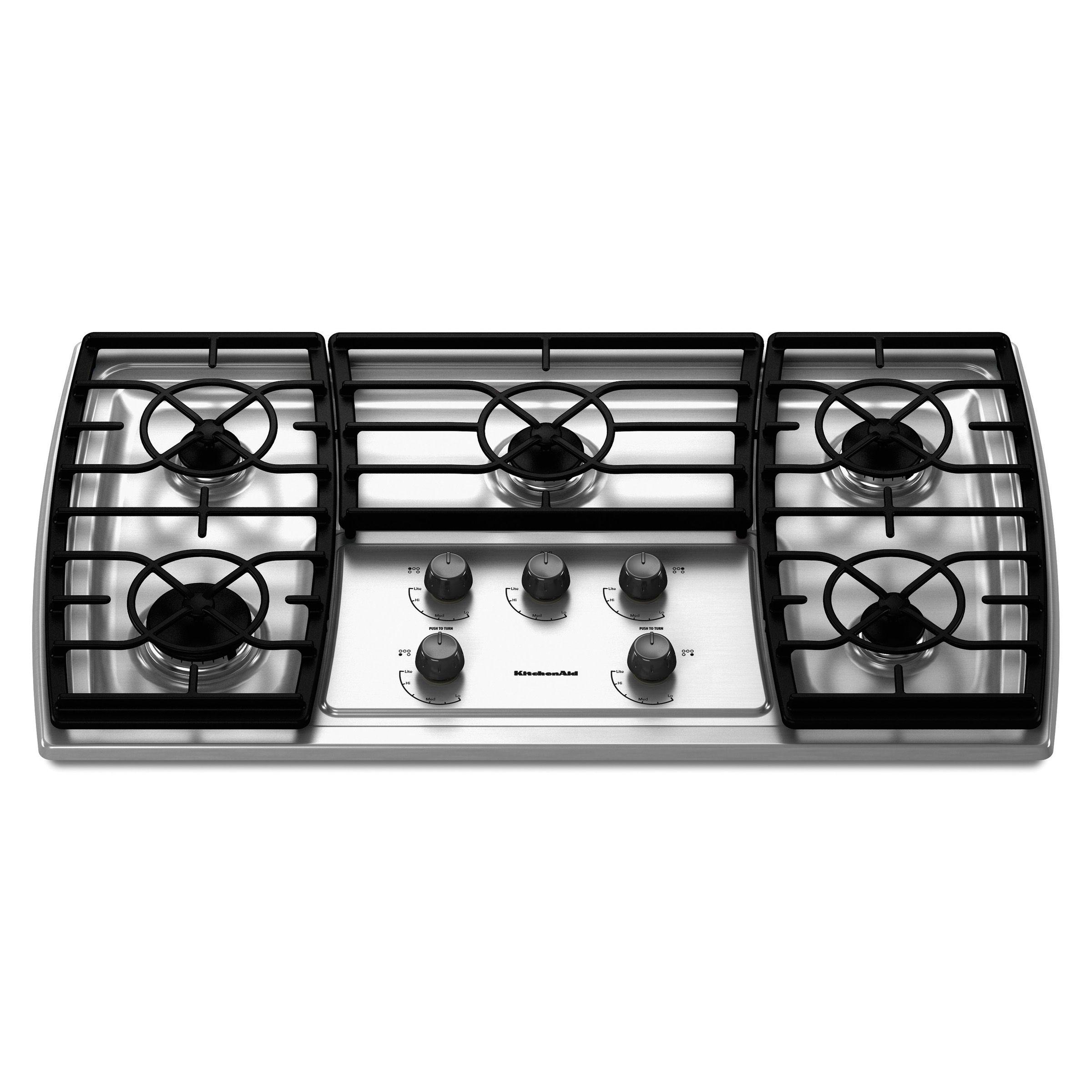 sears kitchen appliances faucets kohler kitchenaid kgck366vss 36
