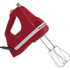 Kitchen Aid Hand Mixer Ikea Drawer Organizer Kitchenaid Khm5aper 5 Speed Empire Red
