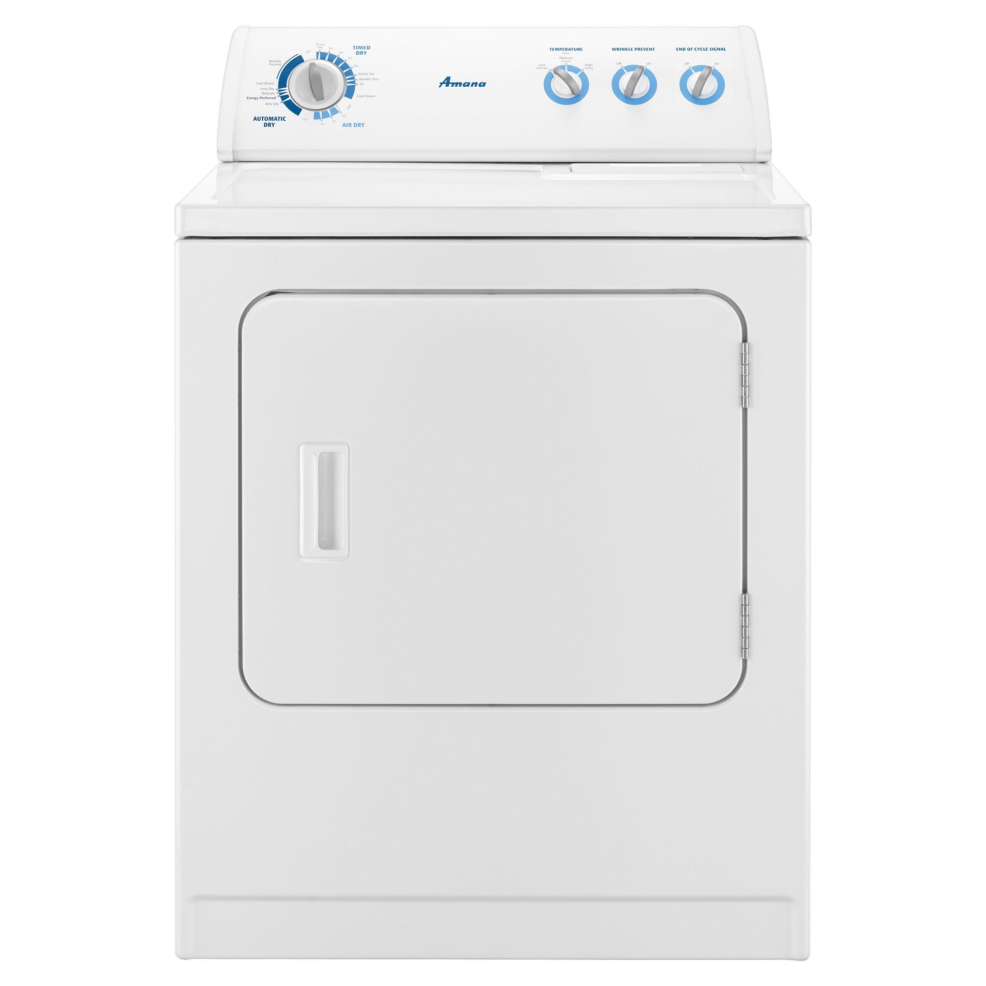 amana electric dryer [ 2000 x 2000 Pixel ]