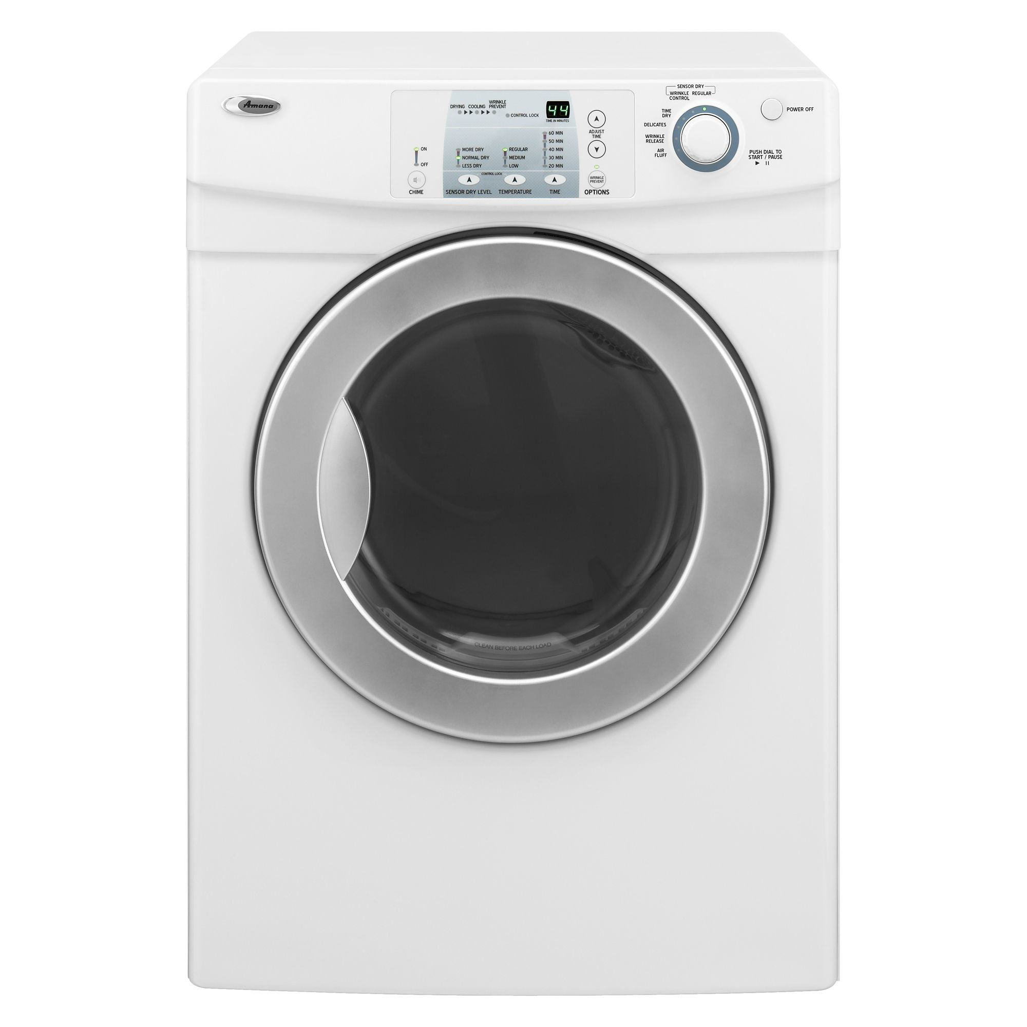 Amana Electric Dryer 7.1 Cu. Ft. Ned7200 - Sears