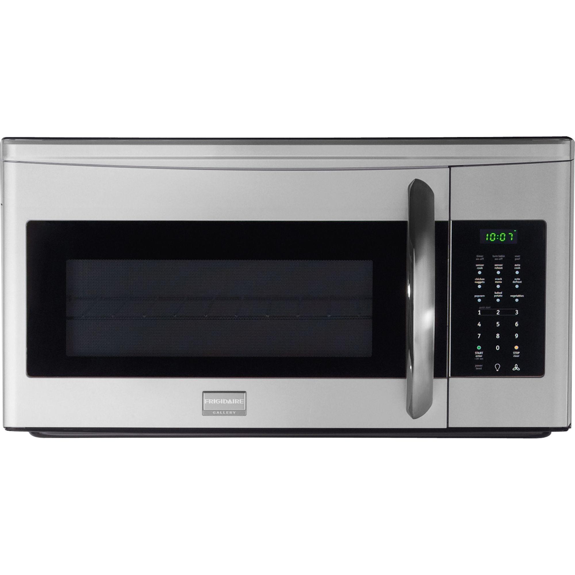 kitchen ventilation options best appliances frigidaire gallery fgmv174kf 30