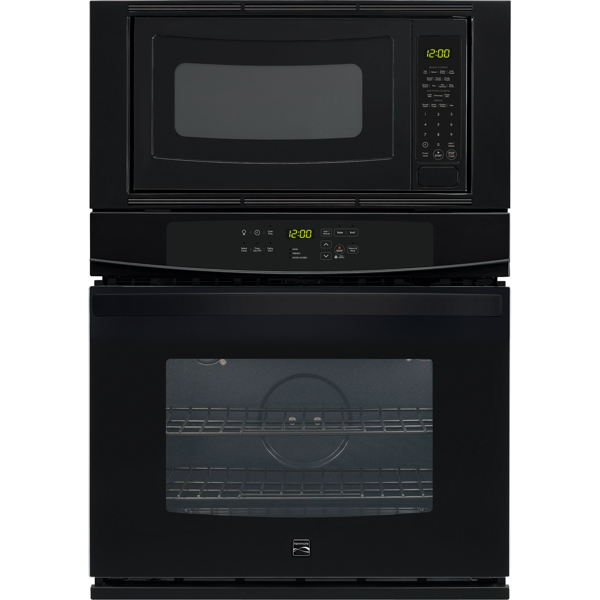 Kenmore Wall Oven - Exploring Mars on