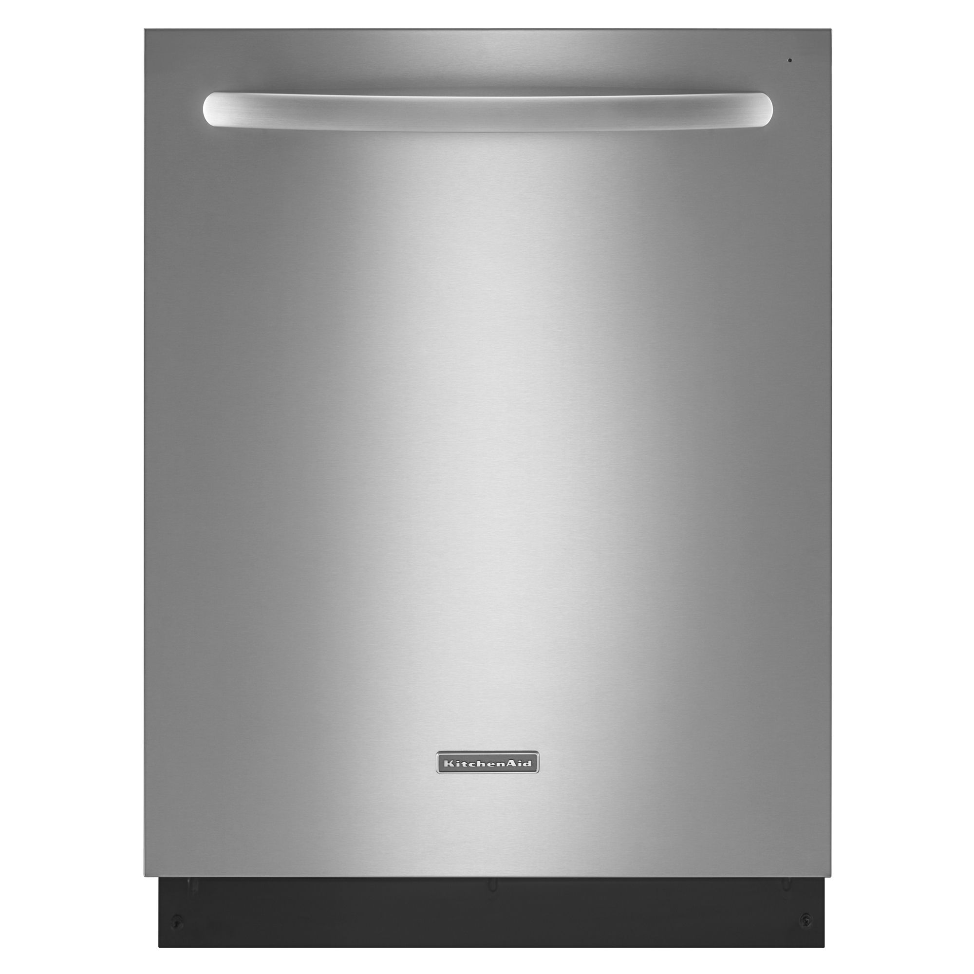 kitchen aide dishwasher shop for appliances kitchenaid kude70fxss 24 quot superba eq built in