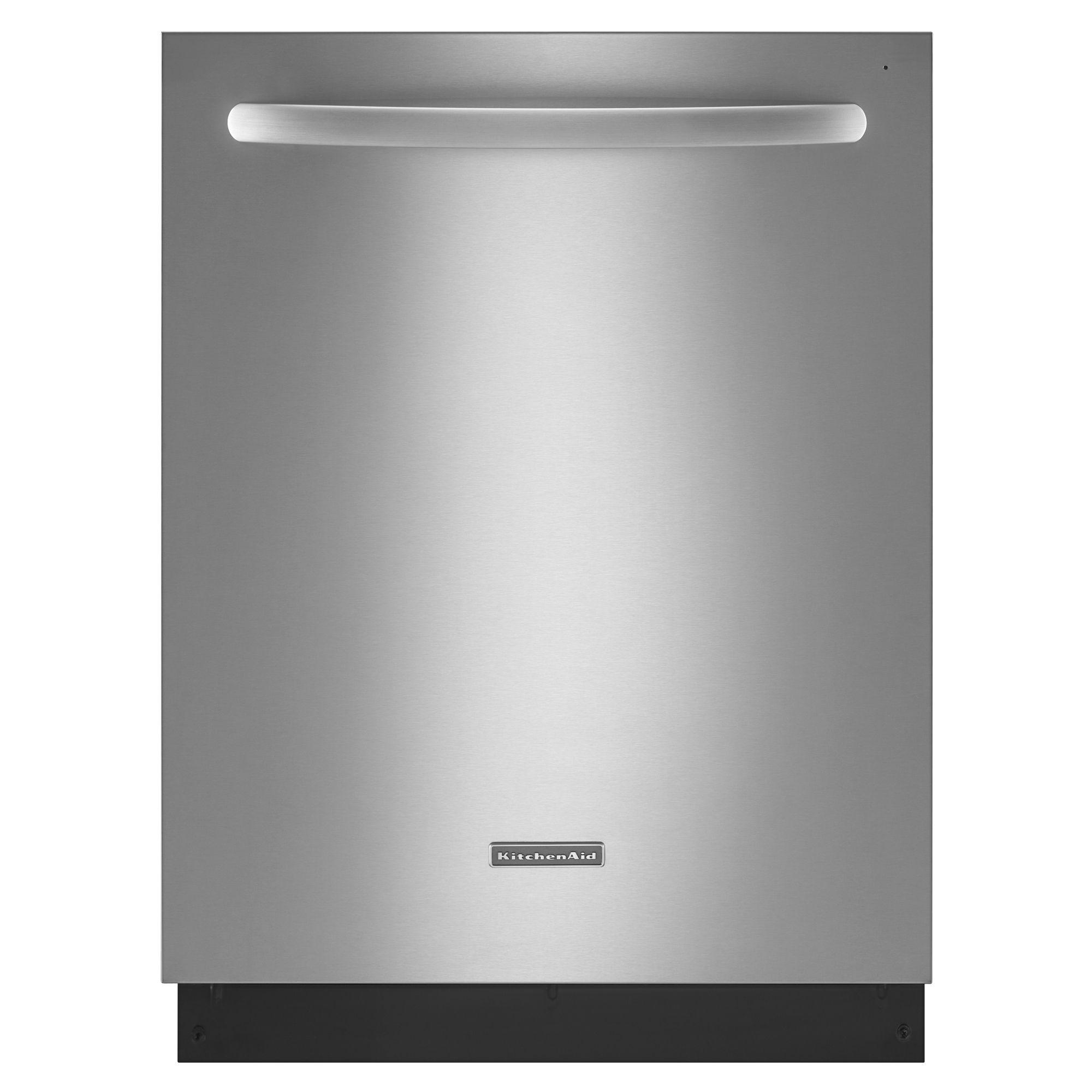 KitchenAid Dishwasher Stainless Steel