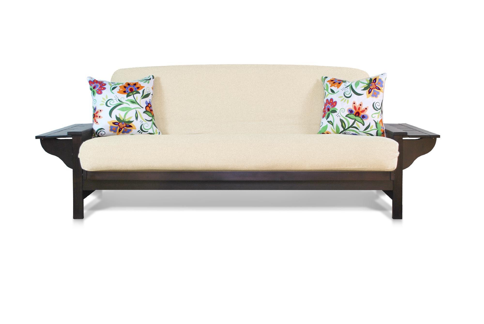sofa bed covers kmart milan white leather american furniture alliance futon cover set big botanica