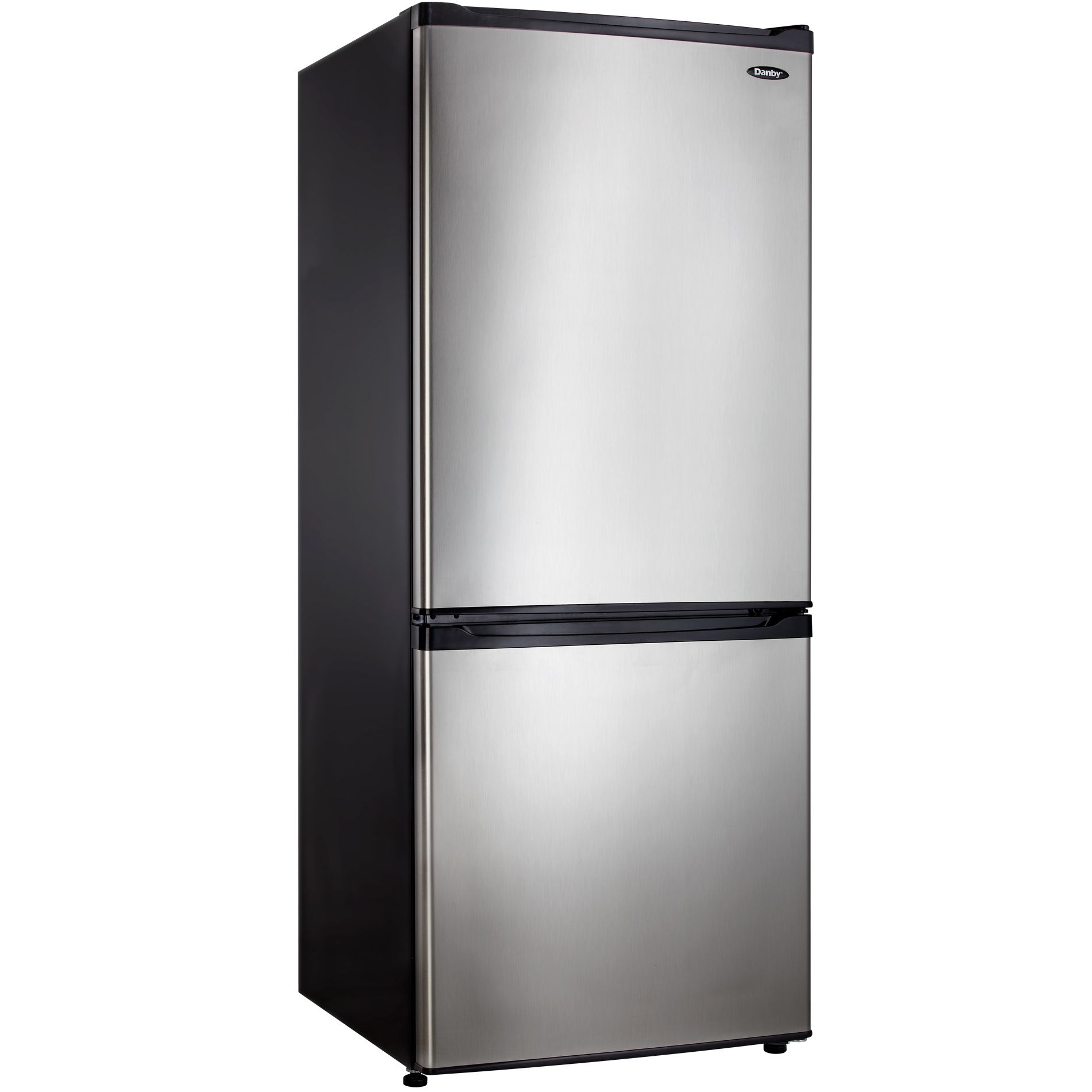 Danby DFF261BSLDB 92 cu ft Compact Refrigerator  Stainless Steel