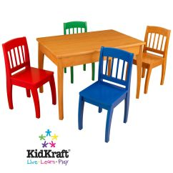 Kids Table And Chair Set Kmart Gym As Seen On Tv Kidkraft Euro 4