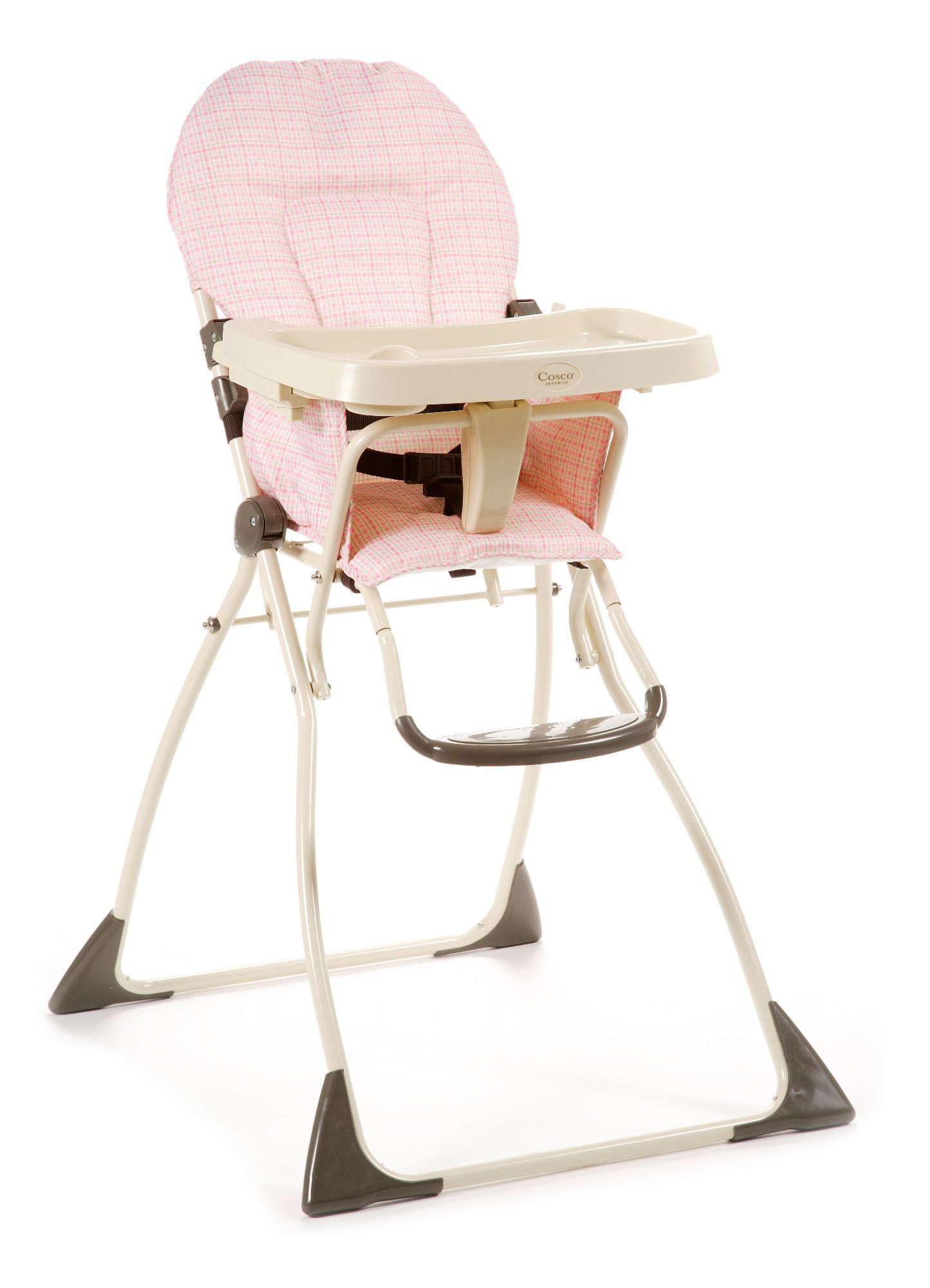 high chair that folds flat pop up tent chairs cosco fold hannah