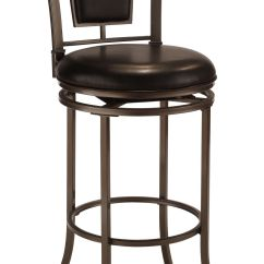 Swivel Bar Chairs Black Spandex Chair Covers For Sale Hillsdale Hanover Counter Stool Home Furniture
