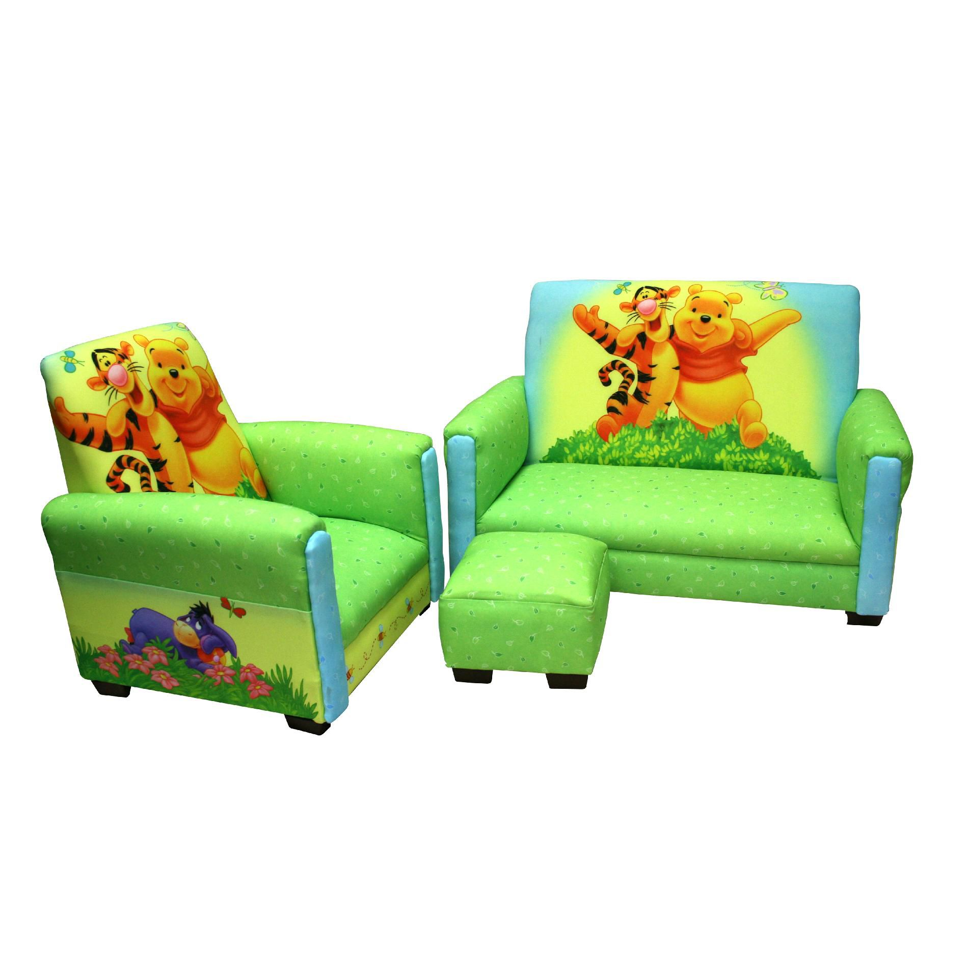 Sofa Chair For Toddler Delta Children Disney Winnie The Pooh Upholstered