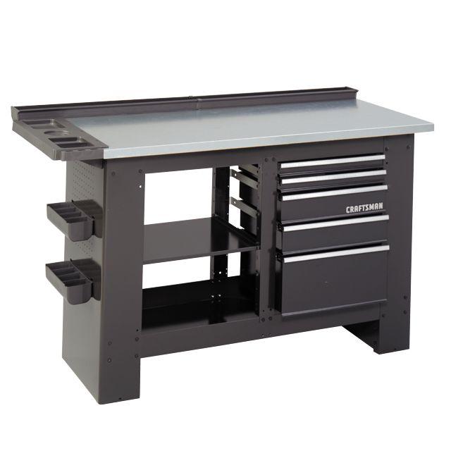 Sears Storage Bench. Workspace: Craftsman Workbench Home