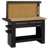 Craftsman Workbench Backwall