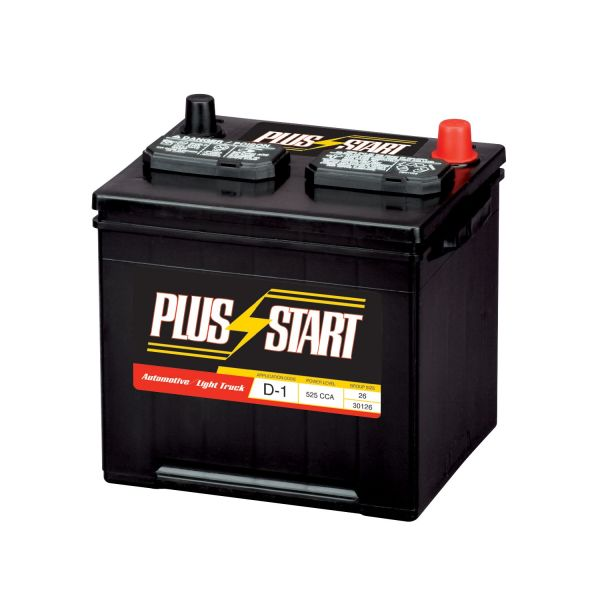 Start Automotive Battery - Group Size 26 With Exchange Online