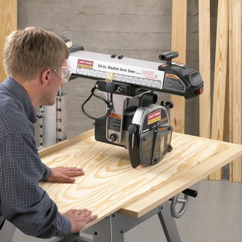 Craftsman 9 Radial Arm Saw