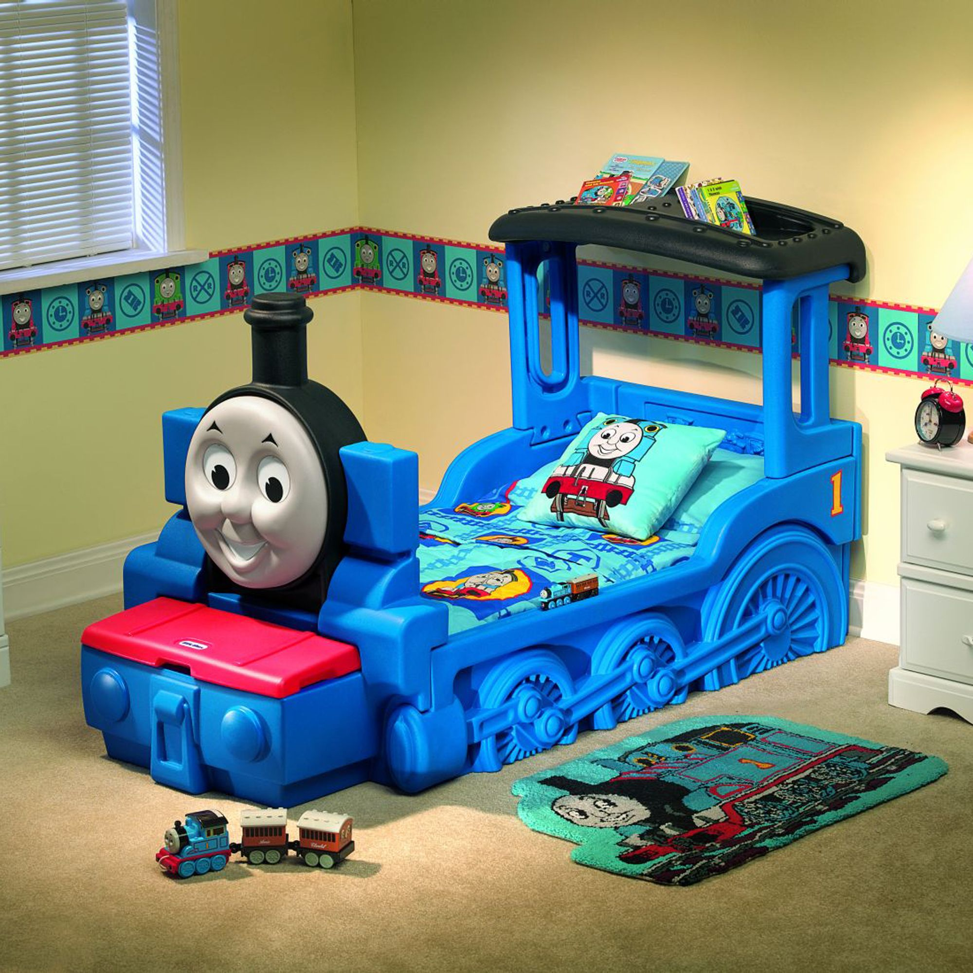 Little Tikes Thomas & Friends Train Bed