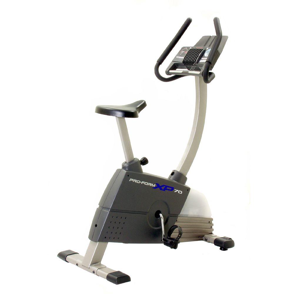 Proform Xp 70 Upright Exercise Cycle - Fitness & Sports Cycles
